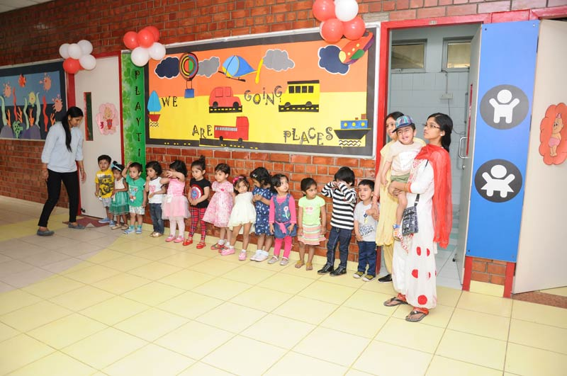 Age Criteria for Admission in Play School